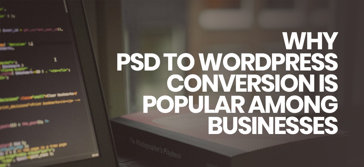 PSD to WordPress theme conversion