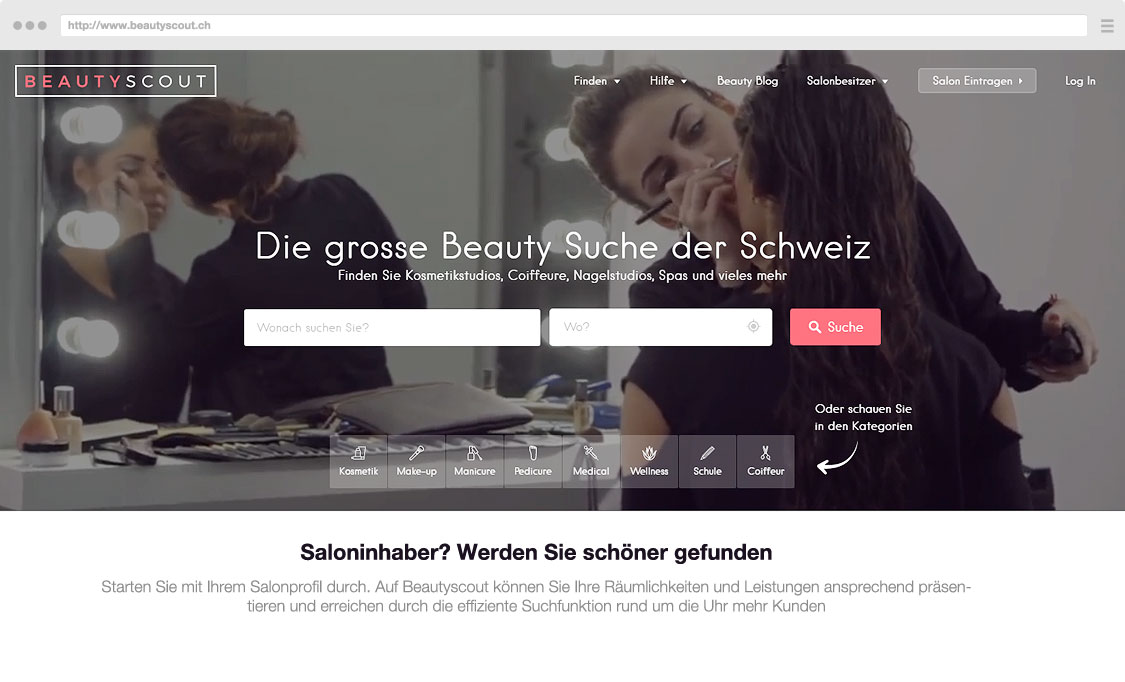 Beauty Scout